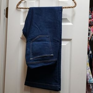 long and lean maternity jeans